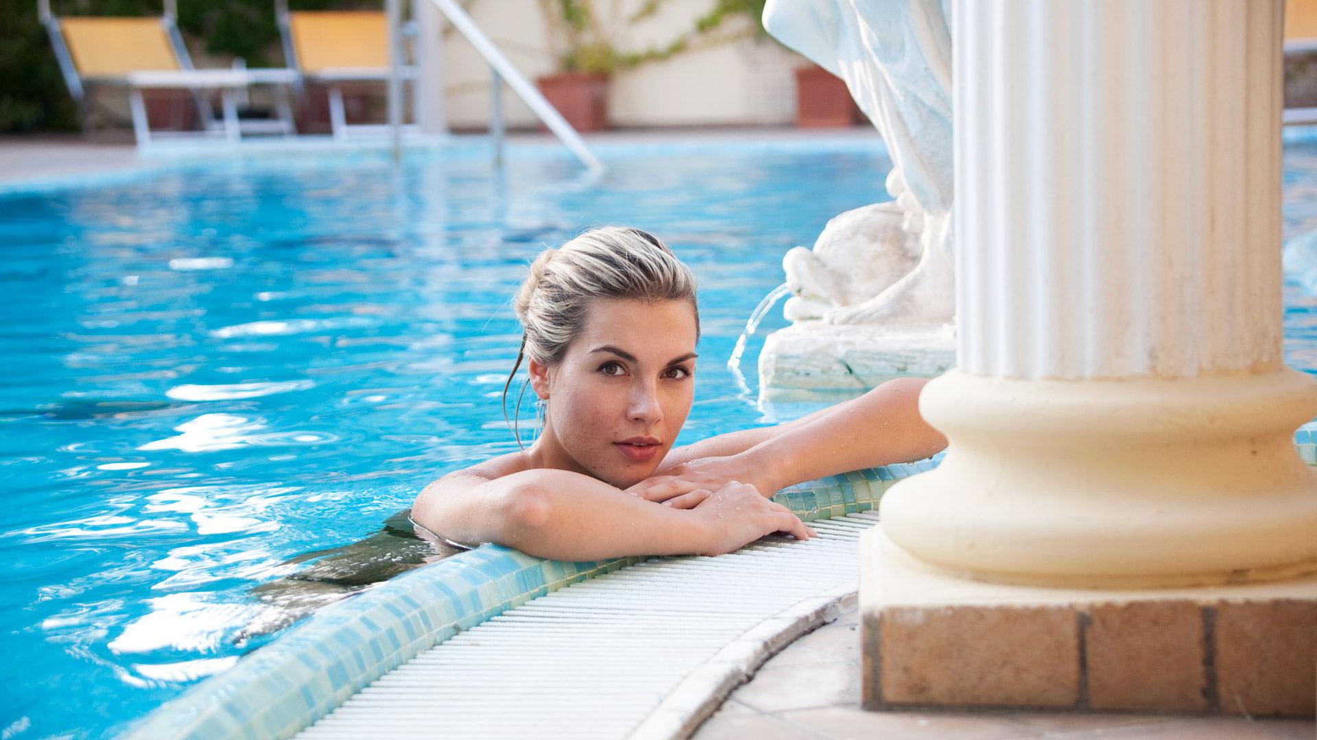 Piscine termali abano terme hotel terme roma - Abano terme piscine notturne ...